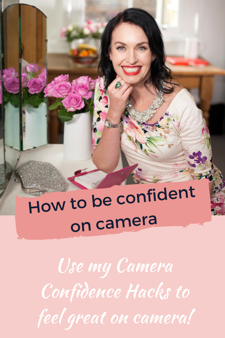 10 Ways to overcome being Camera Shy image 3