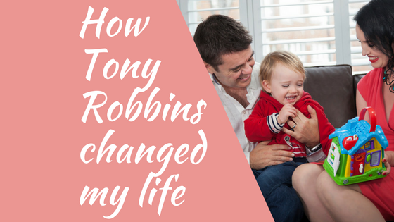 What I learned from Tony Robbins