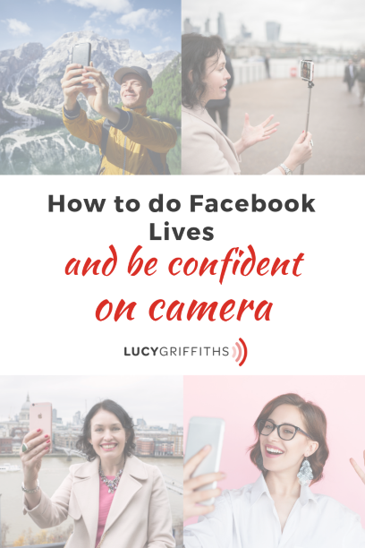 How to do and improve Facebook lives with confidence and ease