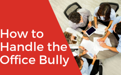 [Video] How to Handle the Office Bully
