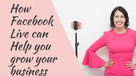 How Facebook Live can help you grow your business or blog