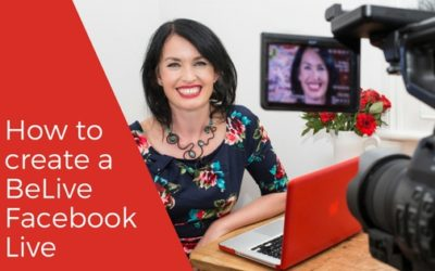 How to Create A BeLive Facebook Live