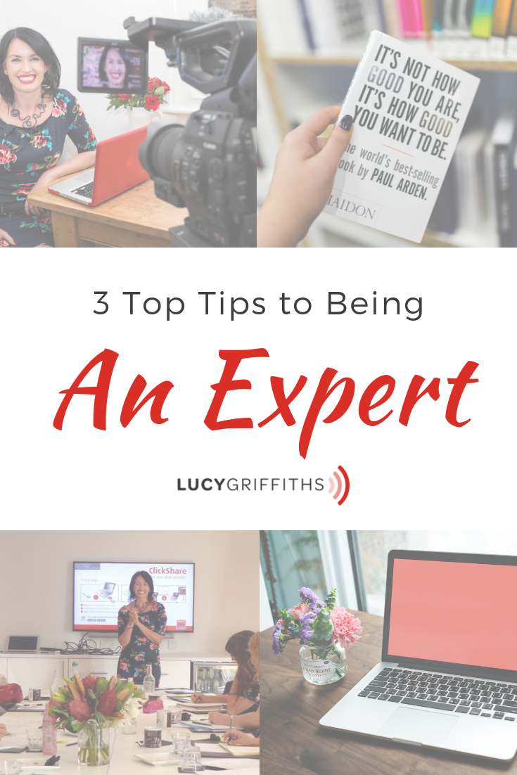 HOW TO BE AN EXPERT (5)