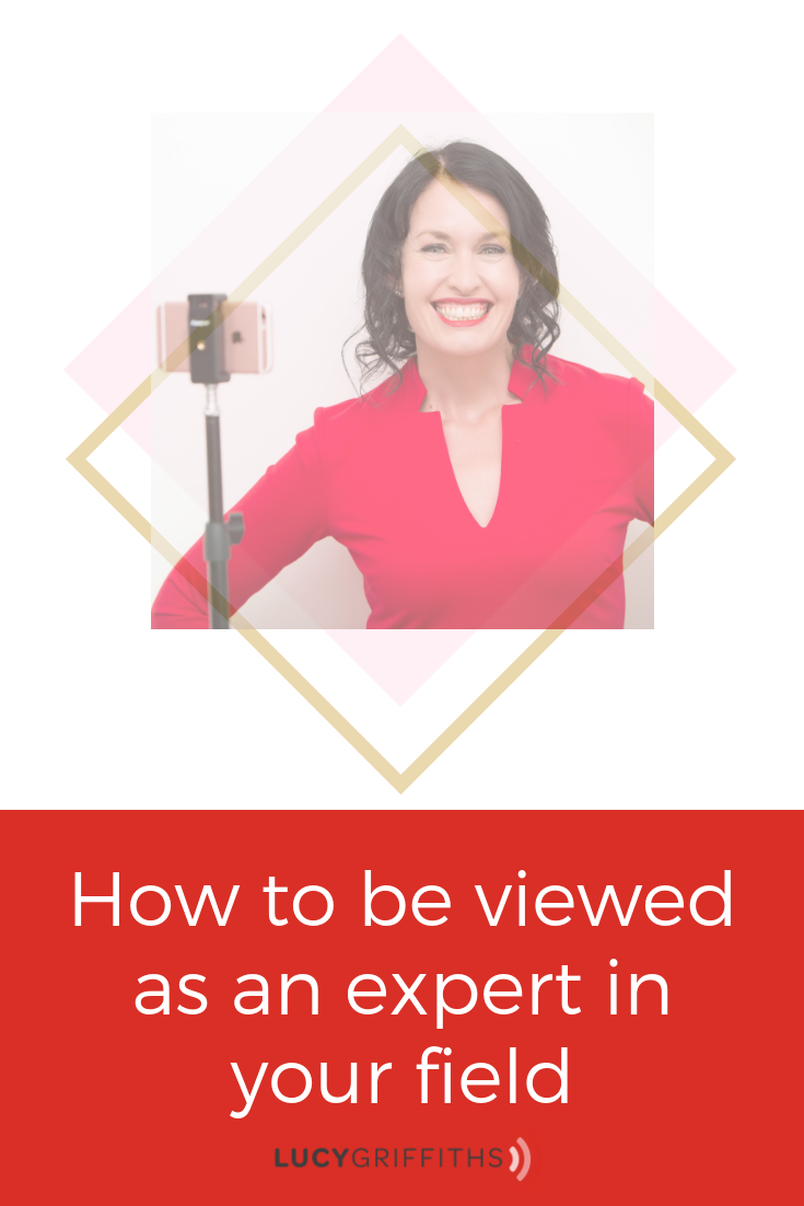 HOW TO BE AN EXPERT (6)