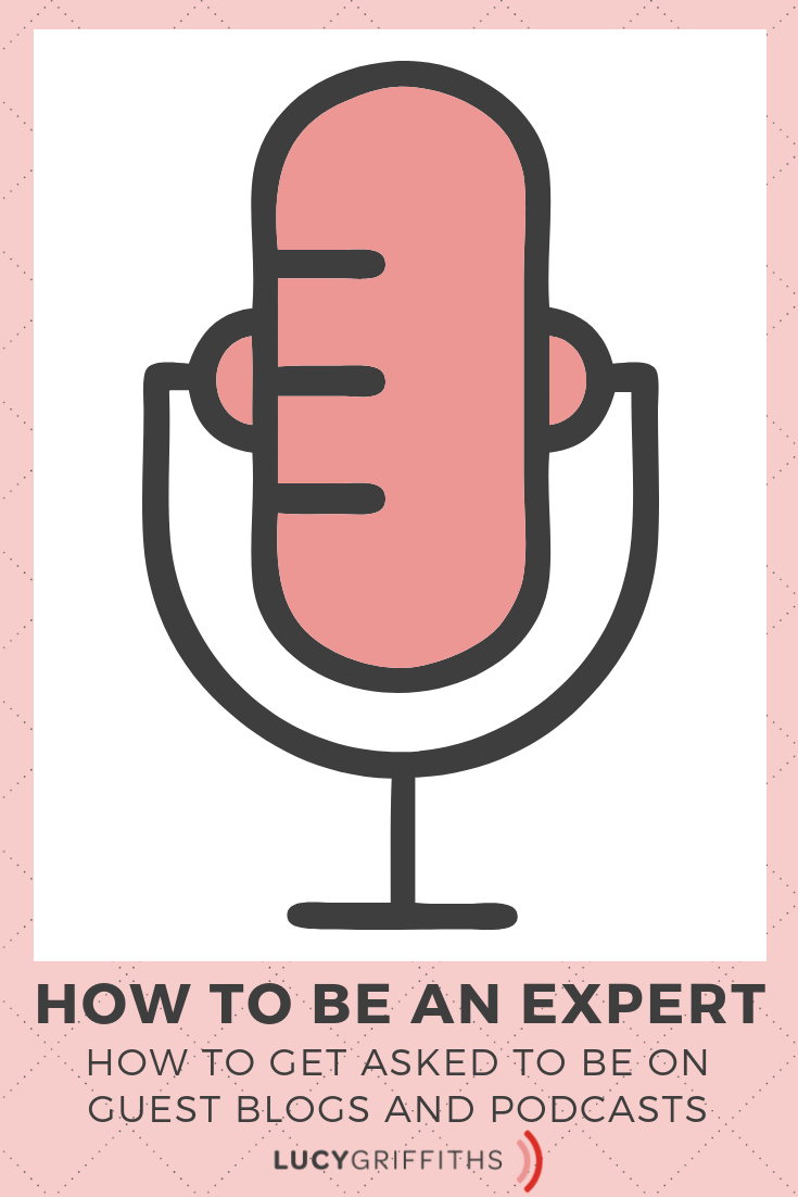 How to be an expert and get asked to on blogs and podcasts