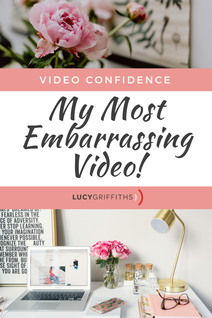 I ALMOST DIDN'T POST THIS VIDEO - Confidence on Camera 7