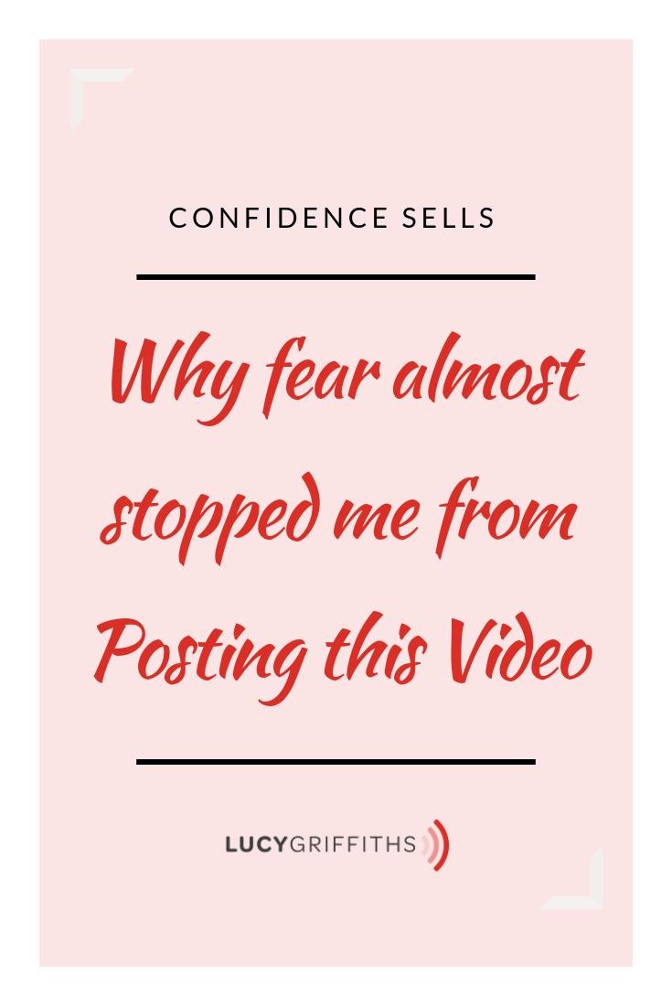 I ALMOST DIDN'T POST THIS VIDEO - Confidence on Camera 5