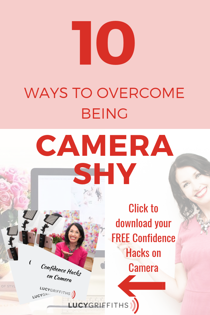 10 Ways to overcome being Camera Shy (1)