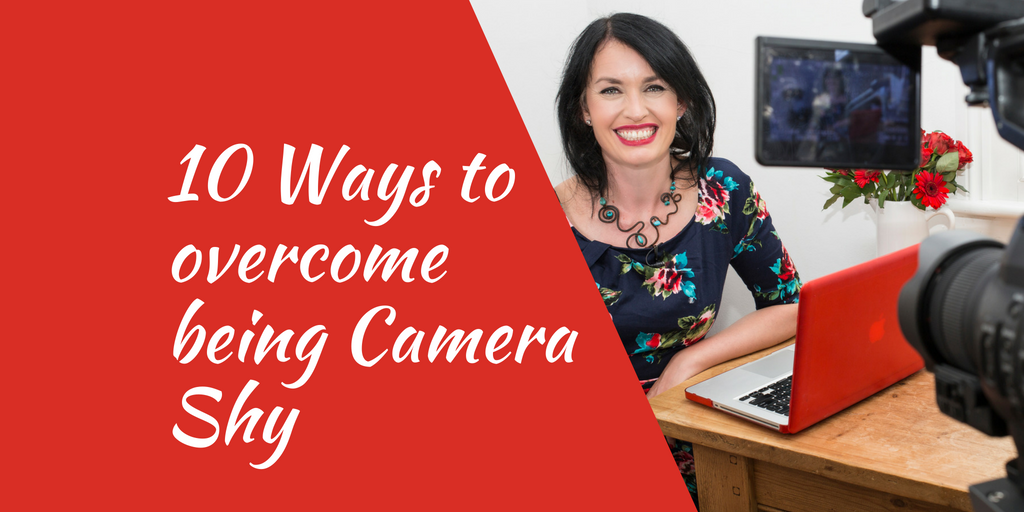 10 Ways to overcome being Camera Shy