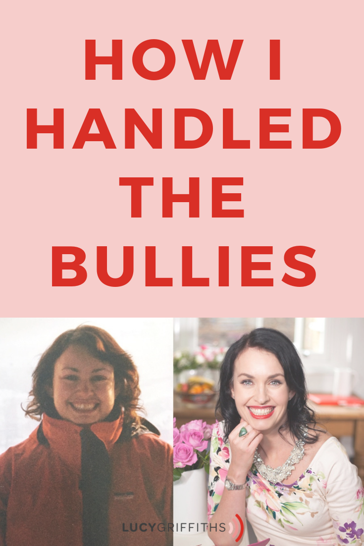 I was bullied at school and how I survived the bully