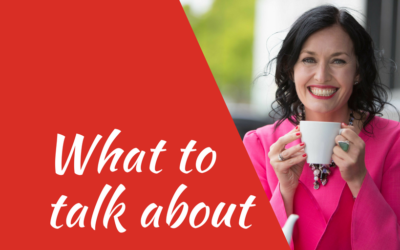 What to talk about – Email & blog storytelling strategies