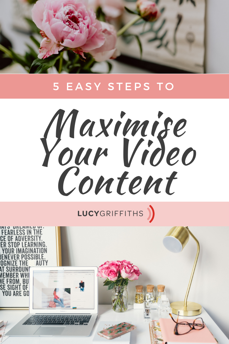 5 ways to maximise your video content v1