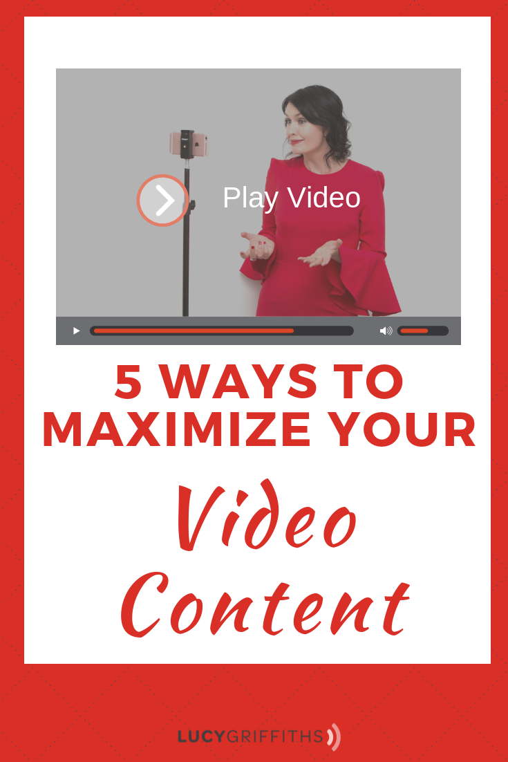 5 ways to maximise your video content v3