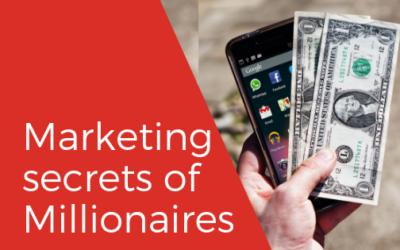 Millionaire Marketing – the marketing strategies of billionaire companies