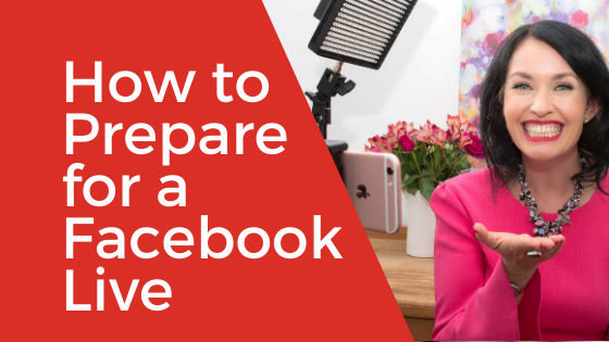 [VIDEO] How to Prepare for a Facebook Live