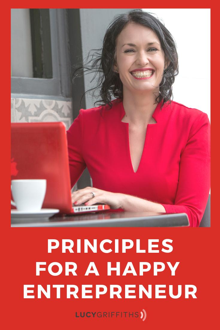 5 Principles to be Happy for Entrepreneurs