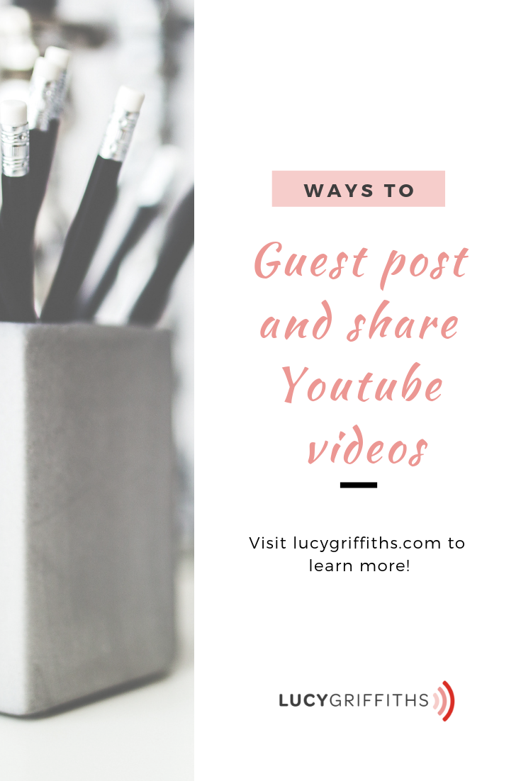 How to Use Guest Posting to Promote your Youtube Channel (6)