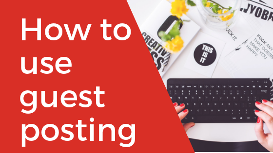 [Video] How to Use Guest Posting to Promote your YouTube Channel