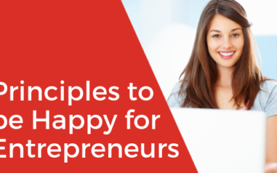 [Video] 5 Principles to be Happy for Entrepreneurs