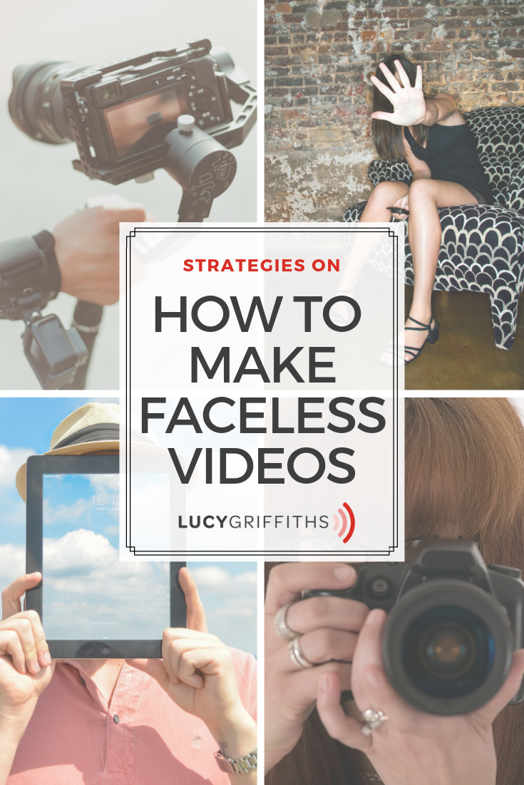 HOW TO CREATE A VIDEO WITHOUT SHOWING YOUR FACE