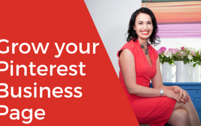 [Video] How to Grow your Pinterest Business Page