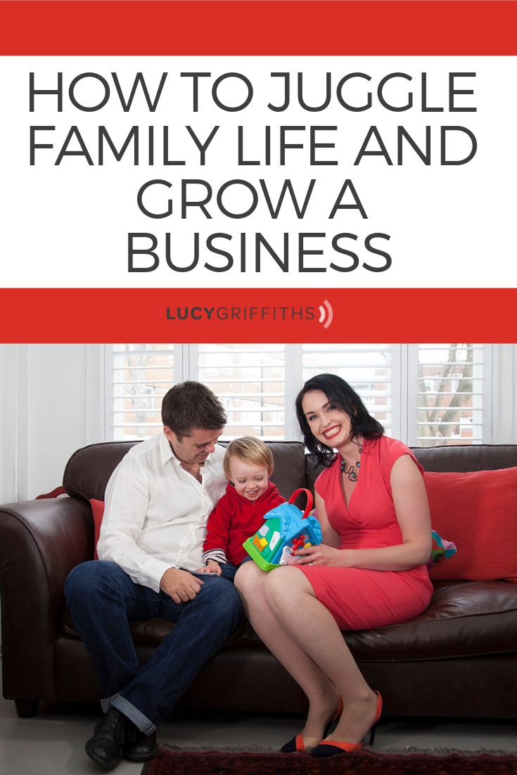 How to Grow a 100K Business While Still Being a Fulltime Mum