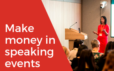 [Video] How to Make Money from Speaking Events and Workshops
