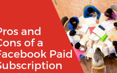 [Video] Pros and Cons of a Facebook Paid Subscription Group