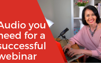 [Video] What audio do you need for a successful webinar?