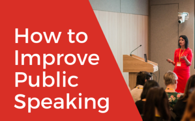 [VIDEO] How to Improve Your Public Speaking