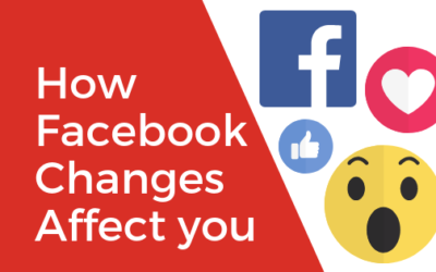 Facebook is changing and here's what you need to know for your business