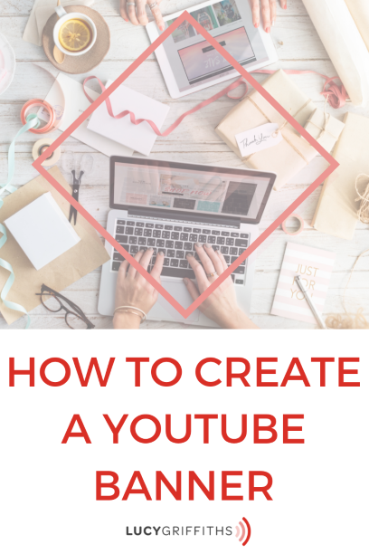 Creating a Youtube Banner tutorial 2019