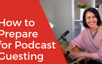 [VIDEO] Guest on a Podcast – How to Prepare for a Podcast Interview