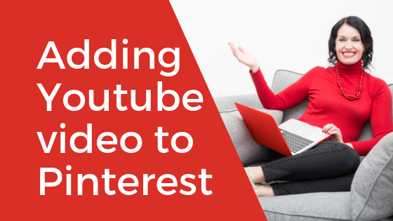[Video] How to add YouTube video to Pinterest