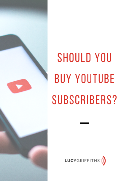 Should You Buy Subscribers for Your YouTube Channel?