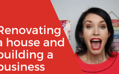 [VLOG] How I Juggle Renovating my House and Run my Business at the Same Time