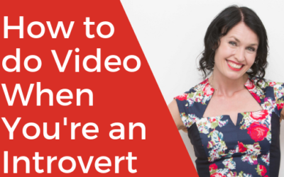 [VIDEO] How to do Video When You're an Introvert and Put Yourself Out There