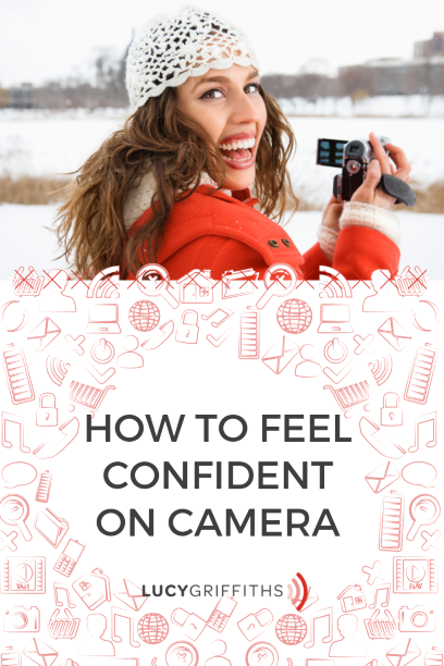 [VIDEO] How to overcome camera shyness and put yourself out there
