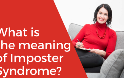 [VIDEO] What is the meaning of Imposter Syndrome?