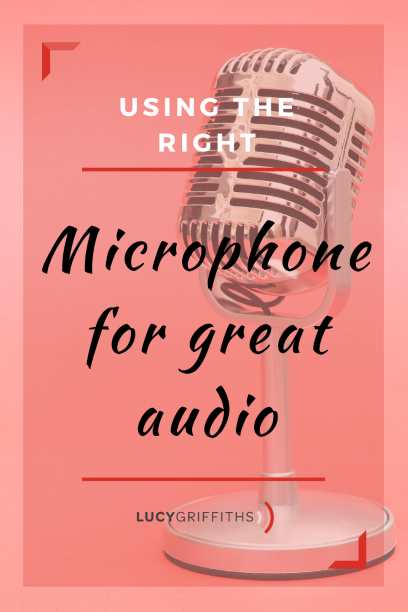 What's the Right Microphone to Use for Quality Audio