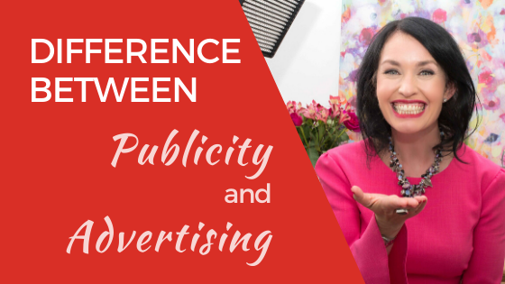 [Video] The Difference Between Publicity (PR) and Advertising