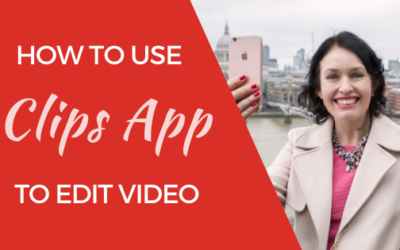 [Video] How To Edit Video Using Clips App on Your IPhone And Add Captions for FREE