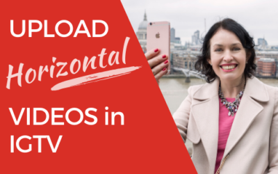 [Video] How To Add Horizontal Videos Onto IGTV And Save Them To Instagram