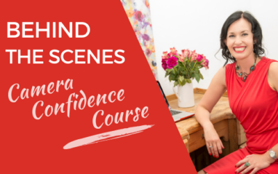 [Video] Behind the Scenes – Lucy Griffiths Confident on Camera Course – Video for Beginners or Shy on Camera