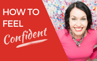 [Video] How To Feel Confident And Overcome Feeling Intimidated