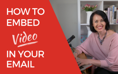 [Video]  How To Create A GIF For Your Videos And Embed Your Video In An Email