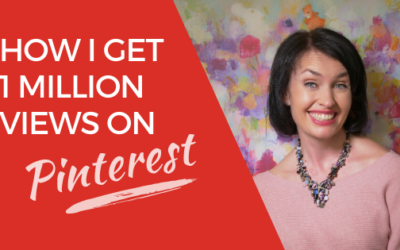 [Video] How I Get 1 Million Views Per Month On Pinterest