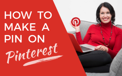 [Video] How To Make A Pin On Pinterest