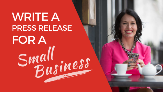[Video] How To Write A Press Release For A Small Business