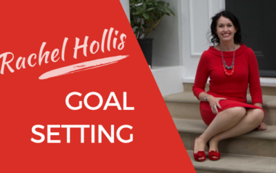 "[Video] Rachel Hollis ""Girl, Stop Apologizing"" Goal Setting Technique"